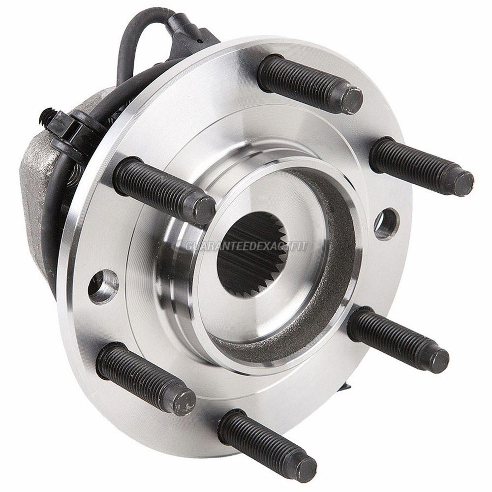 Chevrolet SSR                            Wheel Hub AssemblyWheel Hub Assembly