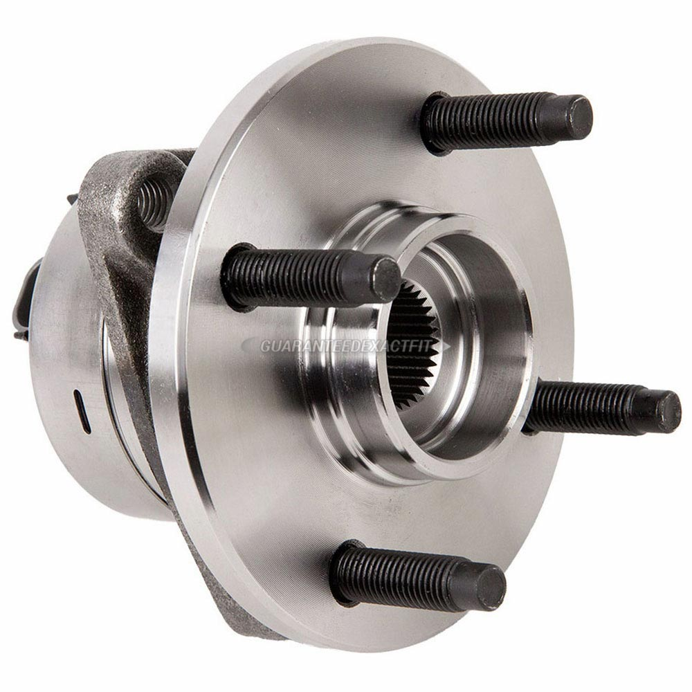 Pontiac G5                             Wheel Hub AssemblyWheel Hub Assembly