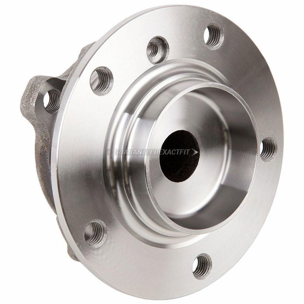 BMW 645Ci                          Wheel Hub AssemblyWheel Hub Assembly