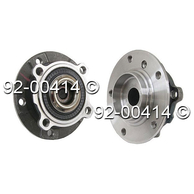 BMW 550                            Wheel Hub AssemblyWheel Hub Assembly