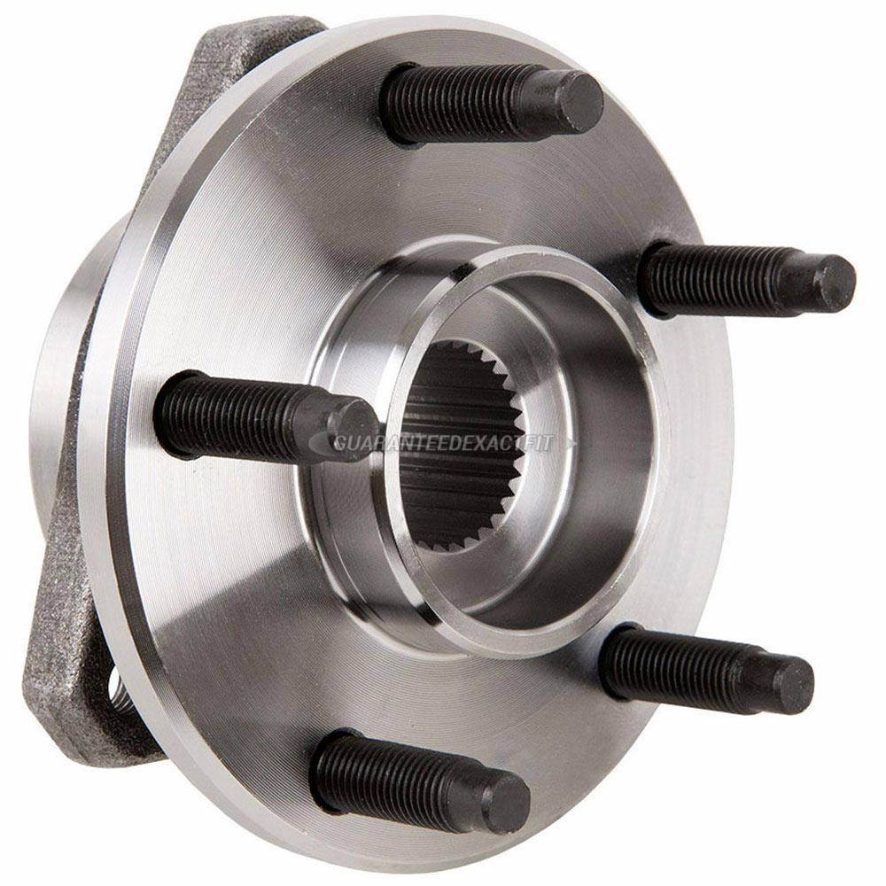 Pontiac G6                             Wheel Hub AssemblyWheel Hub Assembly
