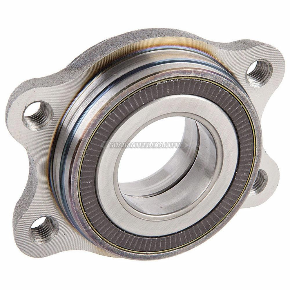 Audi A8                             Wheel Bearing ModuleWheel Bearing Module