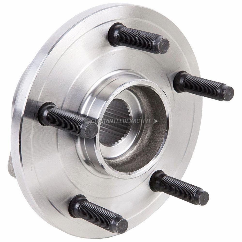 Mitsubishi Raider                         Wheel Hub AssemblyWheel Hub Assembly
