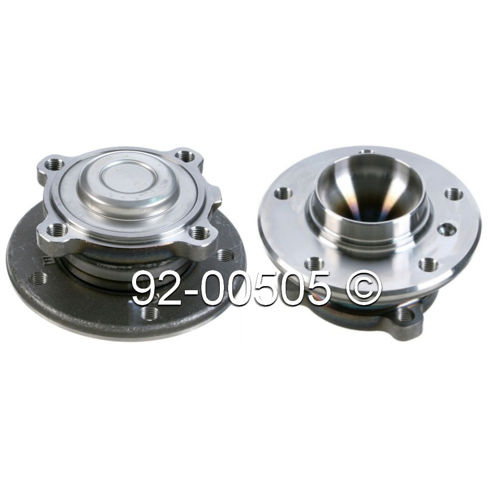 BMW 335d                           Wheel Hub AssemblyWheel Hub Assembly