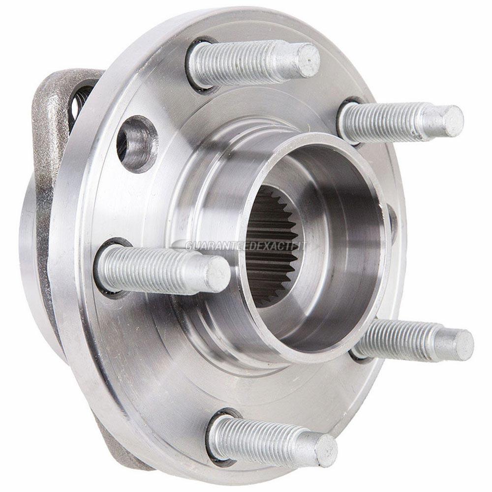 Pontiac Solstice                       Wheel Hub AssemblyWheel Hub Assembly