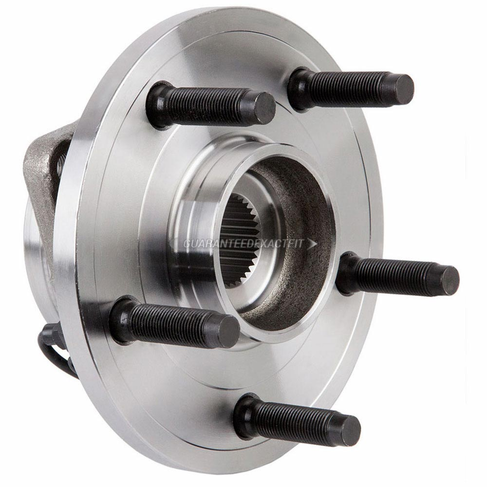Chrysler Aspen                          Wheel Hub AssemblyWheel Hub Assembly