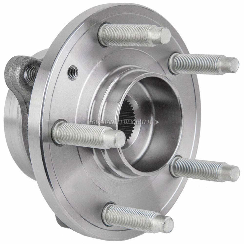Lincoln MKS                            Wheel Hub AssemblyWheel Hub Assembly