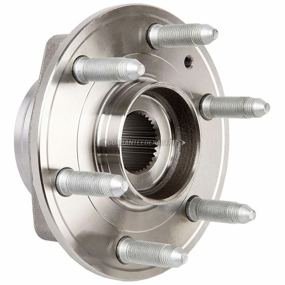 GMC Acadia                         Wheel Hub AssemblyWheel Hub Assembly