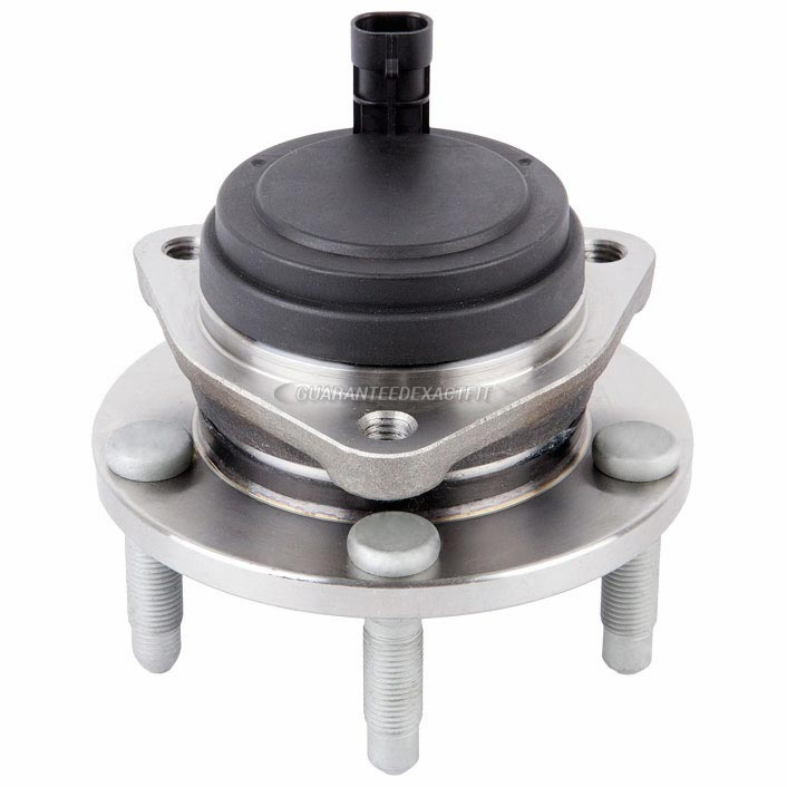Pontiac G8                             Wheel Hub Assembly