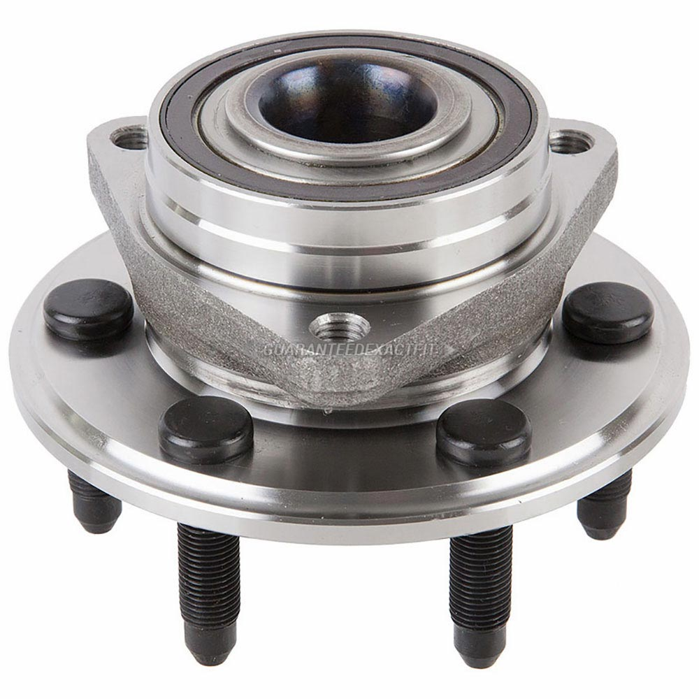 Saab 9-4X                           Wheel Hub Assembly