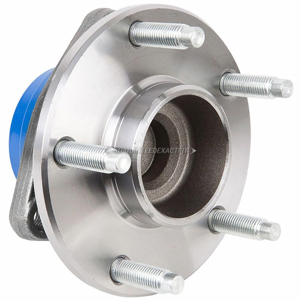 Chevrolet Corvette                       Wheel Hub AssemblyWheel Hub Assembly