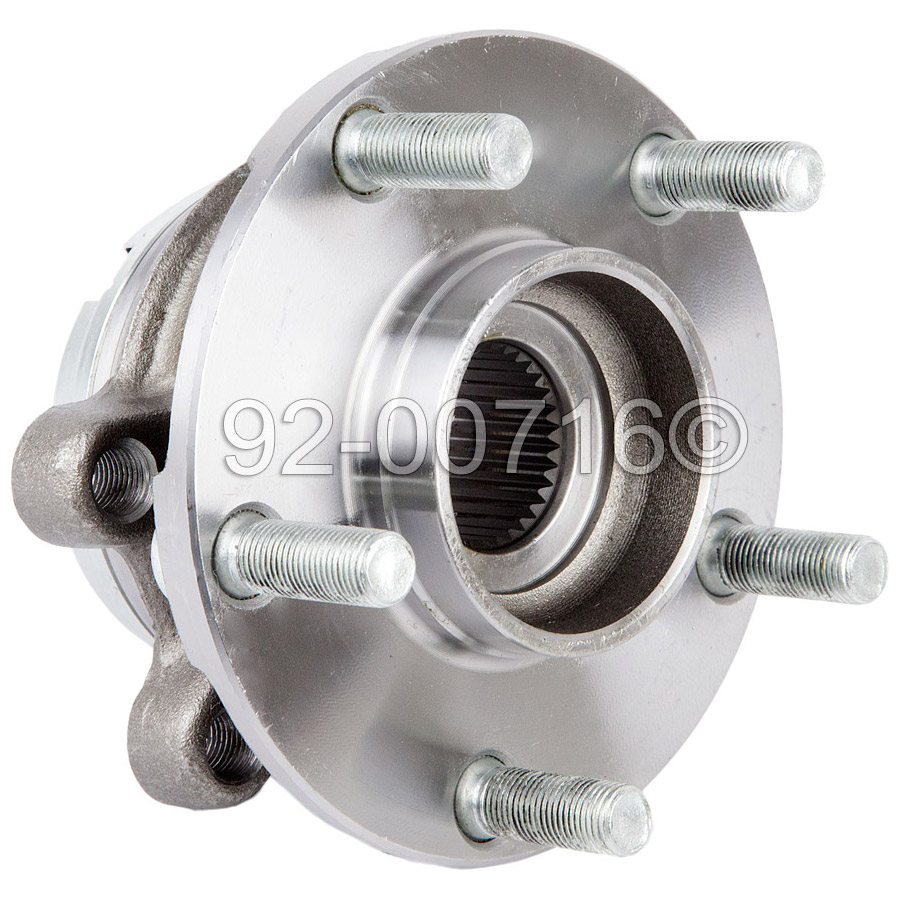 Nissan Altima                         Wheel Hub AssemblyWheel Hub Assembly