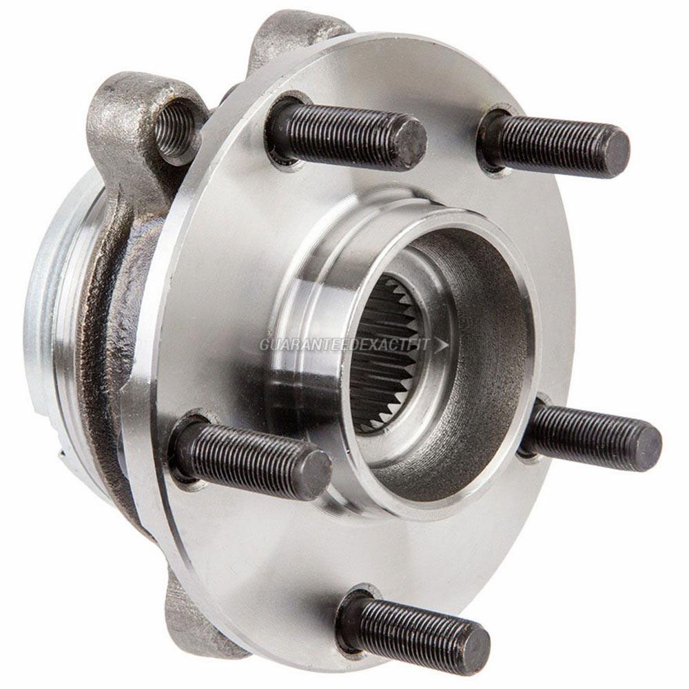 Nissan Murano                         Wheel Hub AssemblyWheel Hub Assembly