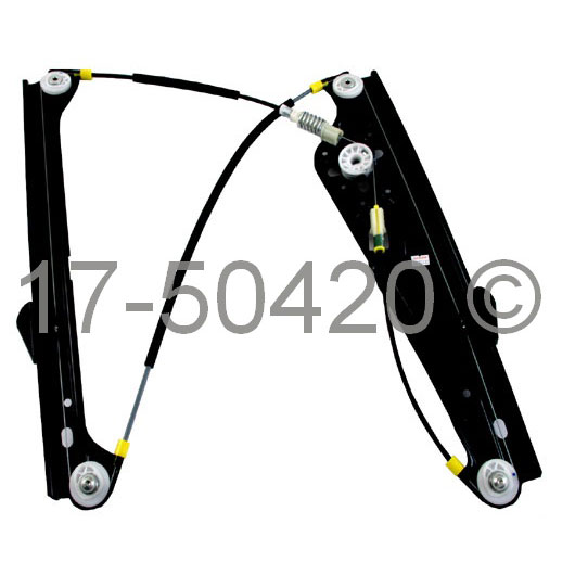 BMW Alpina B7                      Window Regulator OnlyWindow Regulator Only