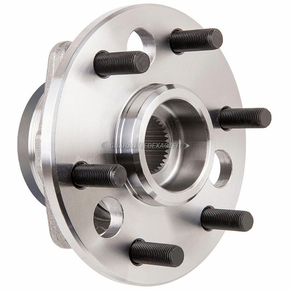 Chevrolet Blazer S-10                    Wheel Hub AssemblyWheel Hub Assembly