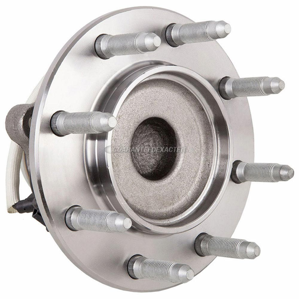 GMC Savana Van                     Wheel Hub AssemblyWheel Hub Assembly