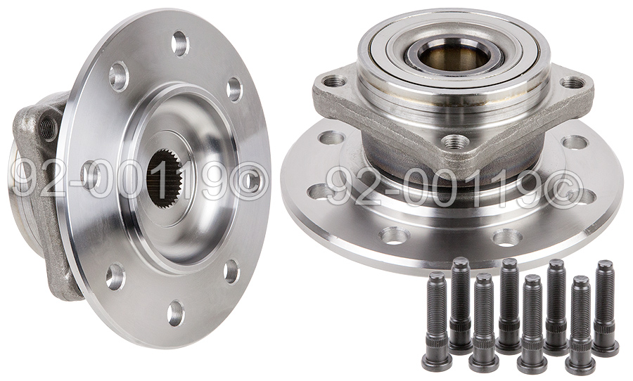 Dodge Ramcharger                     Wheel Hub AssemblyWheel Hub Assembly