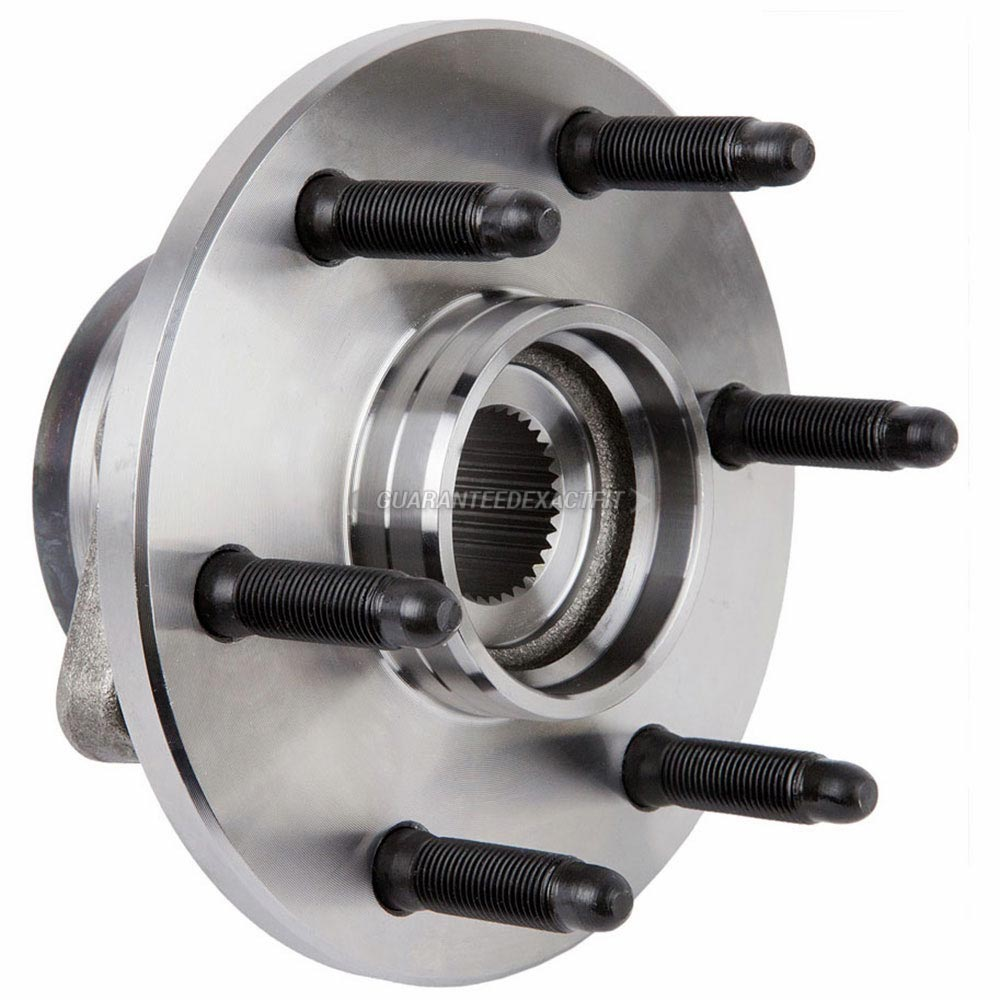 GMC Safari                         Wheel Hub AssemblyWheel Hub Assembly