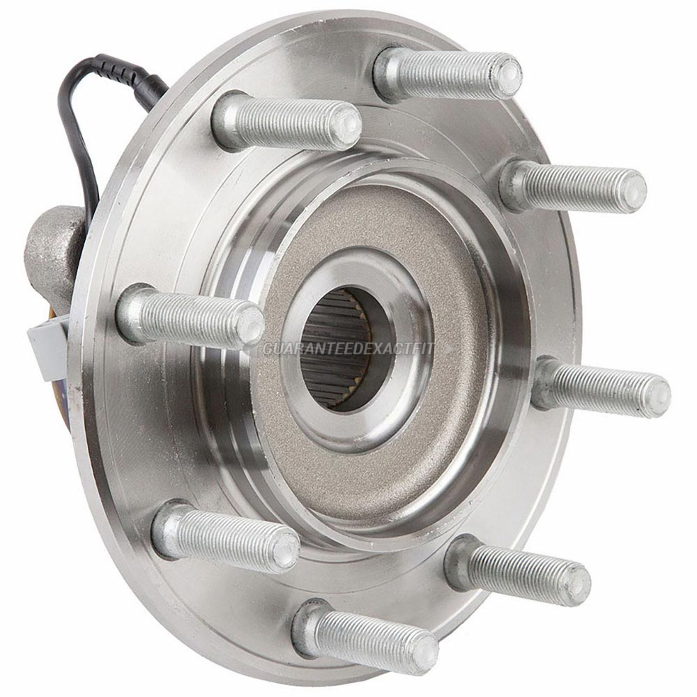 GMC Sierra                         Wheel Hub AssemblyWheel Hub Assembly