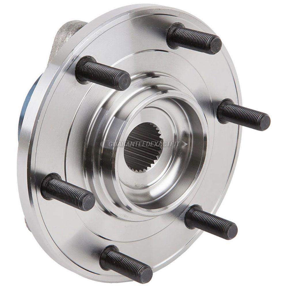 Nissan Armada                         Wheel Hub AssemblyWheel Hub Assembly