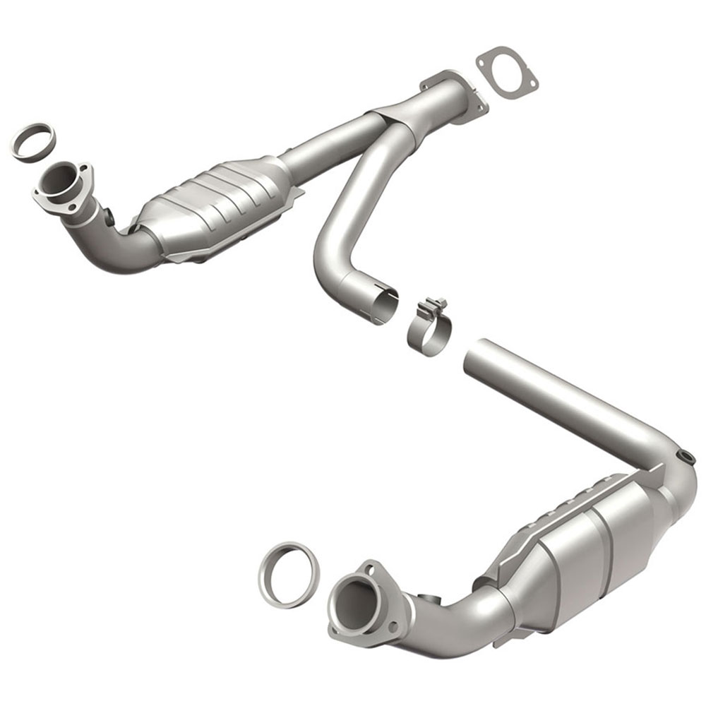 GMC Suburban                       Catalytic ConverterCatalytic Converter