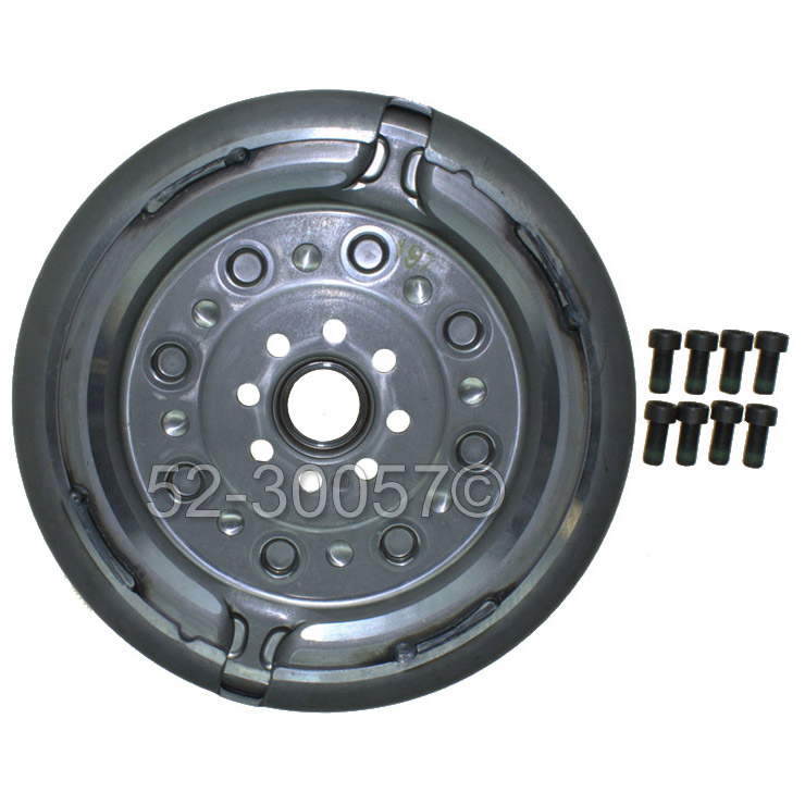 Volkswagen Tiguan                         Dual Mass FlywheelDual Mass Flywheel