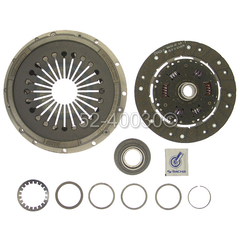 Porsche 924                            Clutch KitClutch Kit