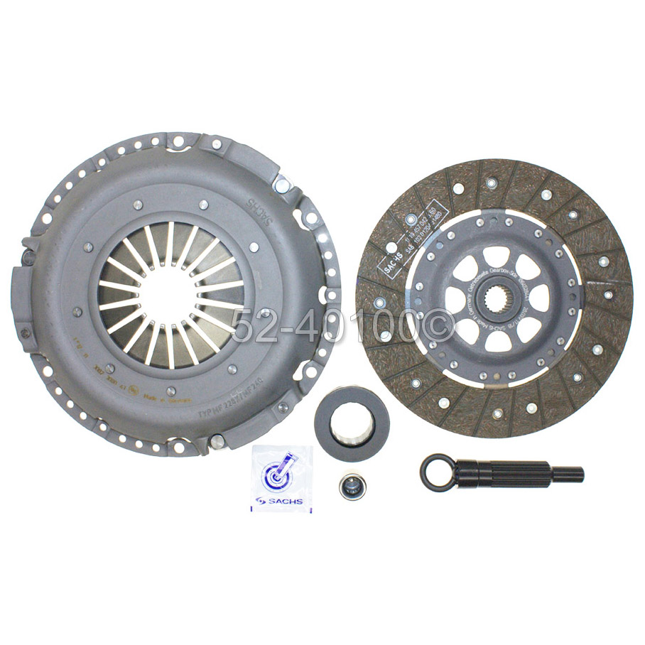 Audi 90                             Clutch KitClutch Kit