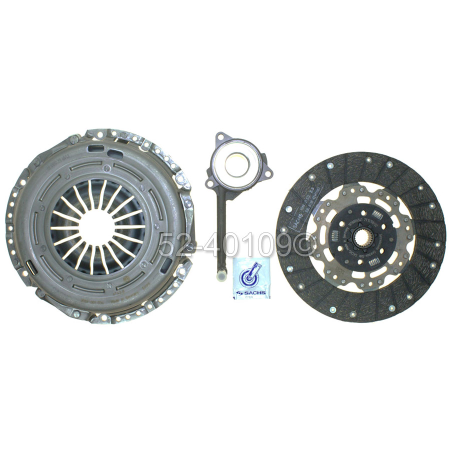 Volkswagen CC                             Clutch KitClutch Kit