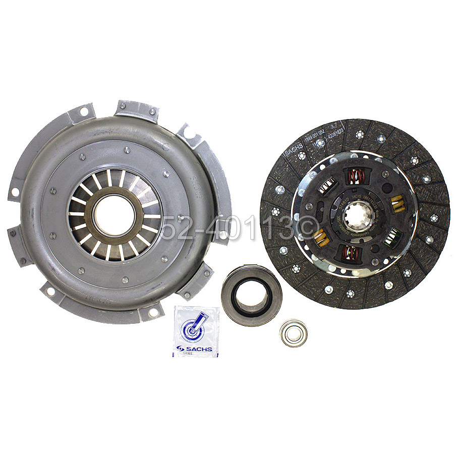 Mercedes_Benz 240D                           Clutch KitClutch Kit