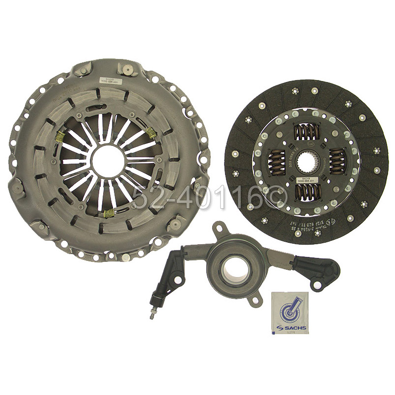 Mercedes_Benz C230                           Clutch KitClutch Kit