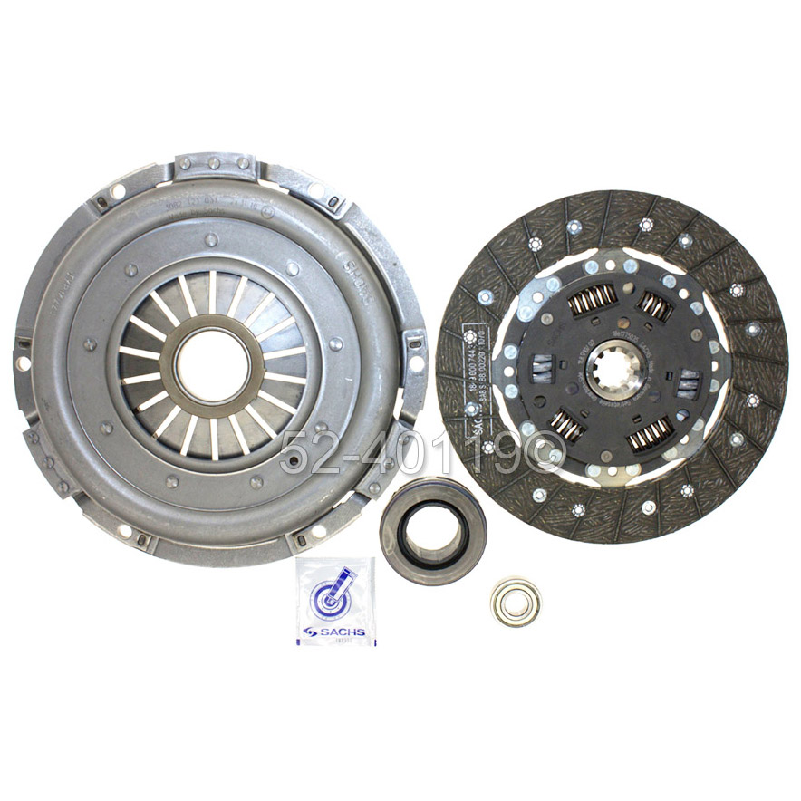 Mercedes_Benz 250SEC                         Clutch KitClutch Kit