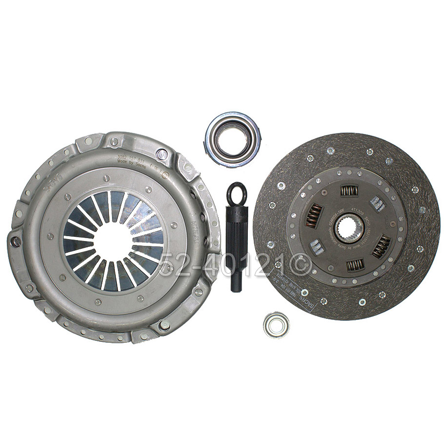 Mercedes_Benz 300E                           Clutch KitClutch Kit