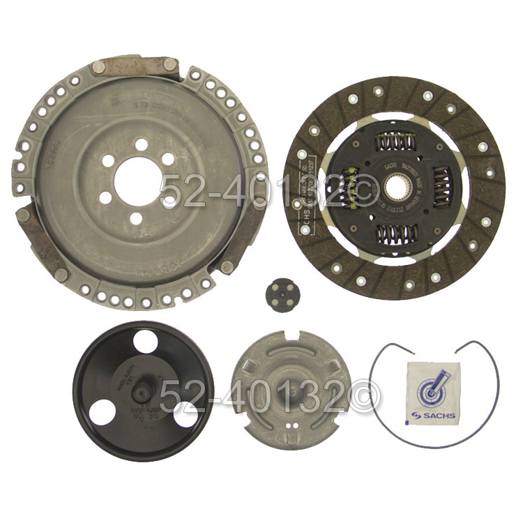 Volkswagen Rabbit                         Clutch KitClutch Kit