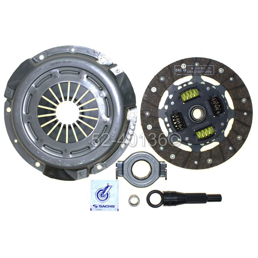 Volkswagen Fox                            Clutch KitClutch Kit