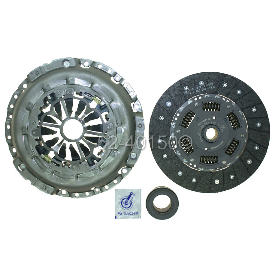 Audi RS4                            Clutch KitClutch Kit