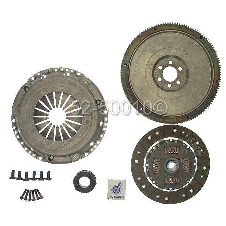 Volkswagen Golf                           Dual Mass Flywheel Conversion KitDual Mass Flywheel Conversion Kit