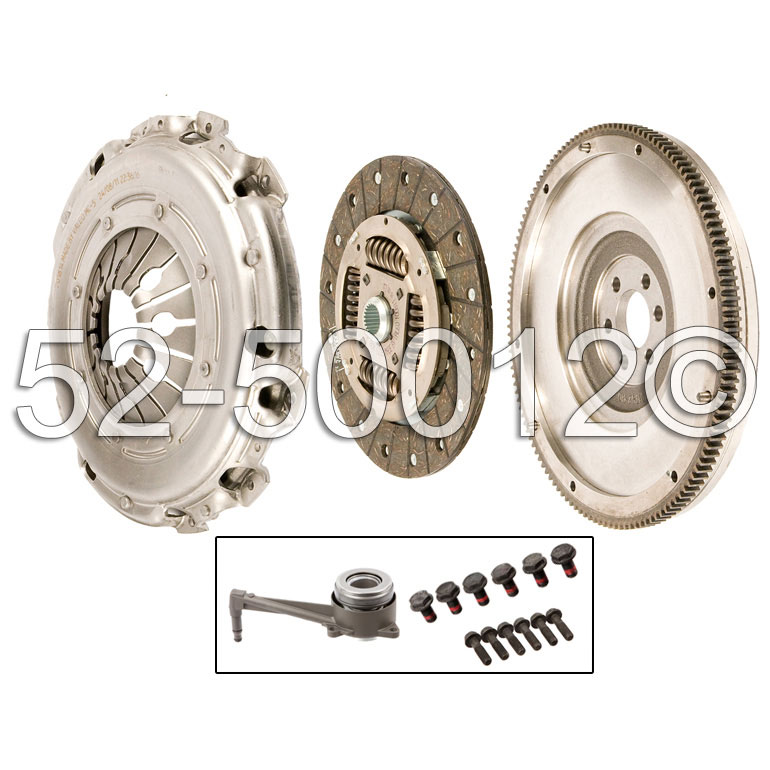 Volkswagen Jetta                          Dual Mass Flywheel Conversion KitDual Mass Flywheel Conversion Kit