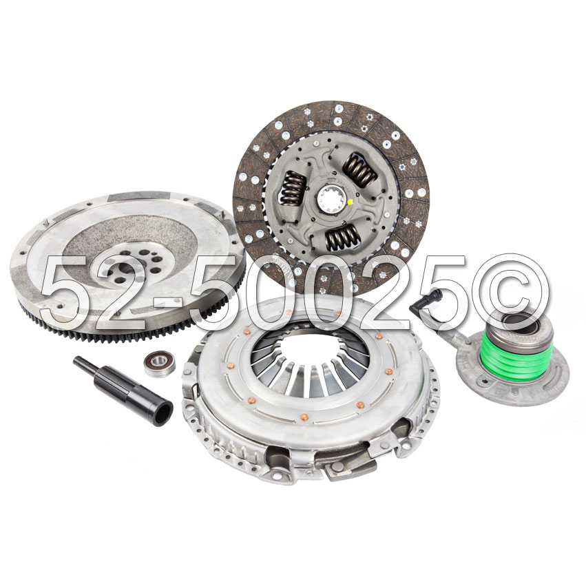 GMC Sierra                         Dual Mass Flywheel Conversion KitDual Mass Flywheel Conversion Kit