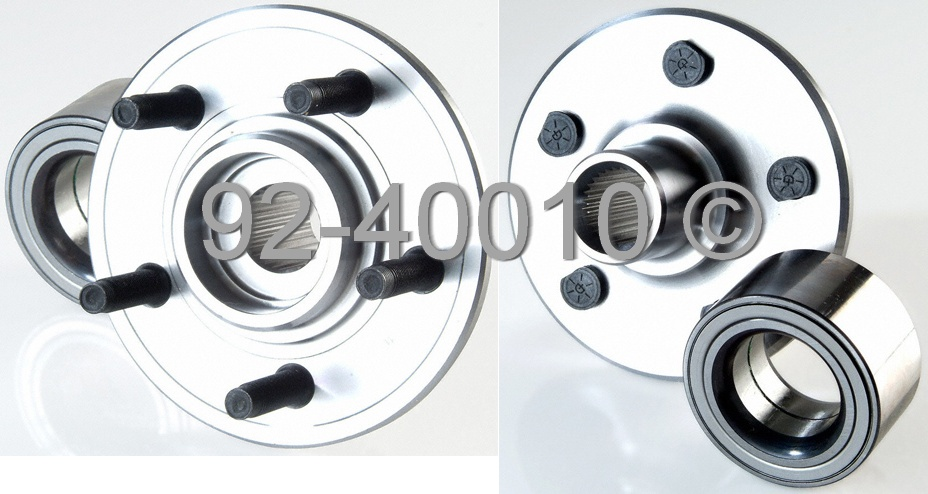 Ford Explorer                       Wheel Hub Repair KitWheel Hub Repair Kit