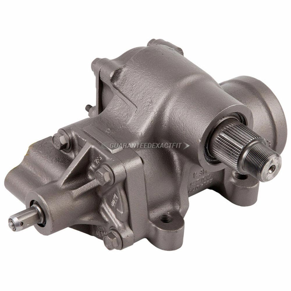 Dodge Ramcharger                     Power Steering Gear BoxPower Steering Gear Box