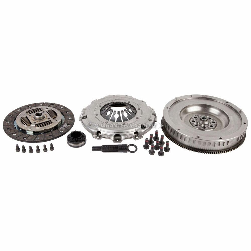 Audi S4                             Dual Mass Flywheel Conversion KitDual Mass Flywheel Conversion Kit