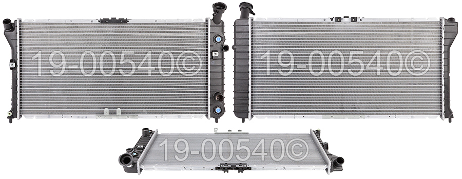 Oldsmobile Intrigue                       RadiatorRadiator