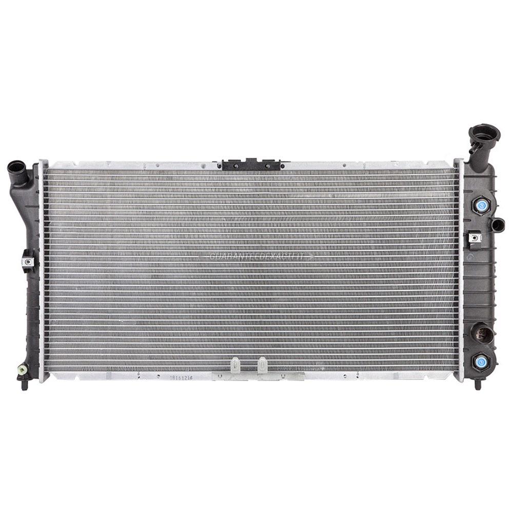 Oldsmobile Intrigue                       Radiator