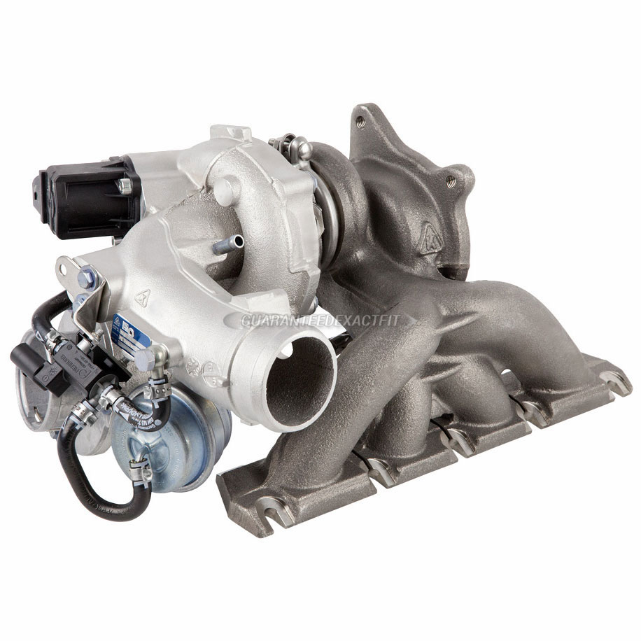 2008 Volkswagen Eos 2.0L Gas Engine Turbocharger