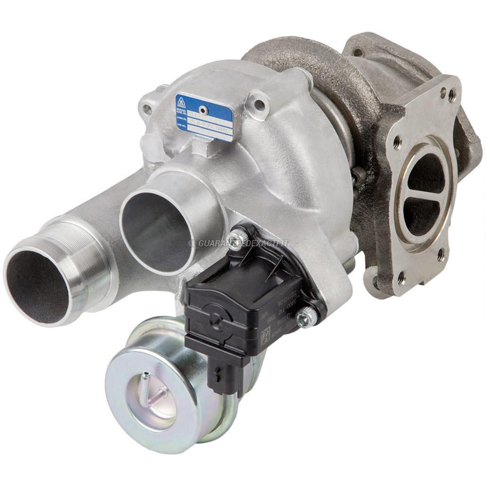 Mini Turbocharger - OEM & Aftermarket Replacement Parts