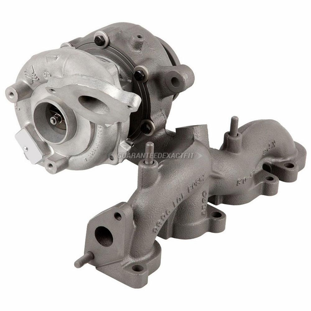 Volkswagen Golf                           TurbochargerTurbocharger