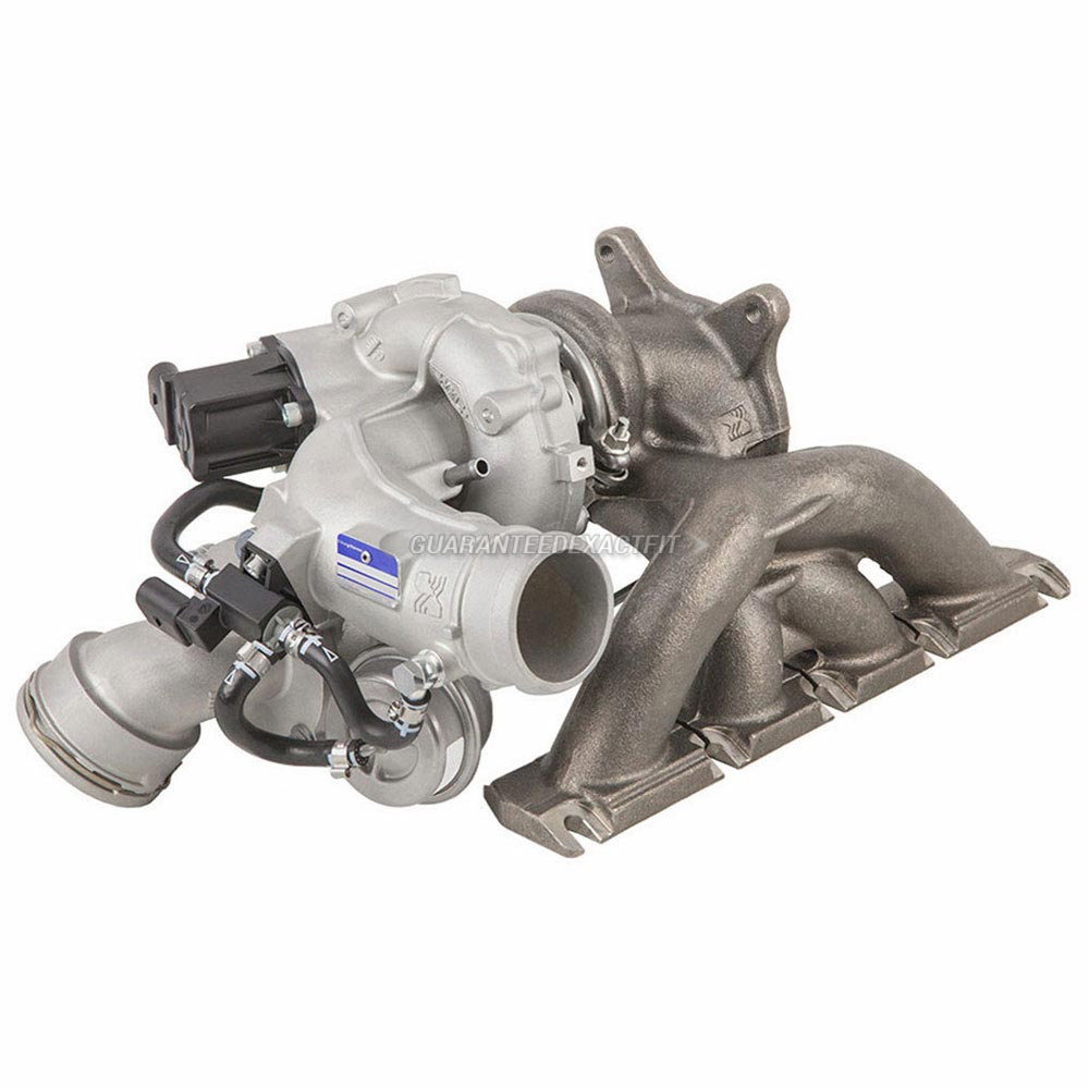 Volkswagen CC 2.0L Engine Turbocharger