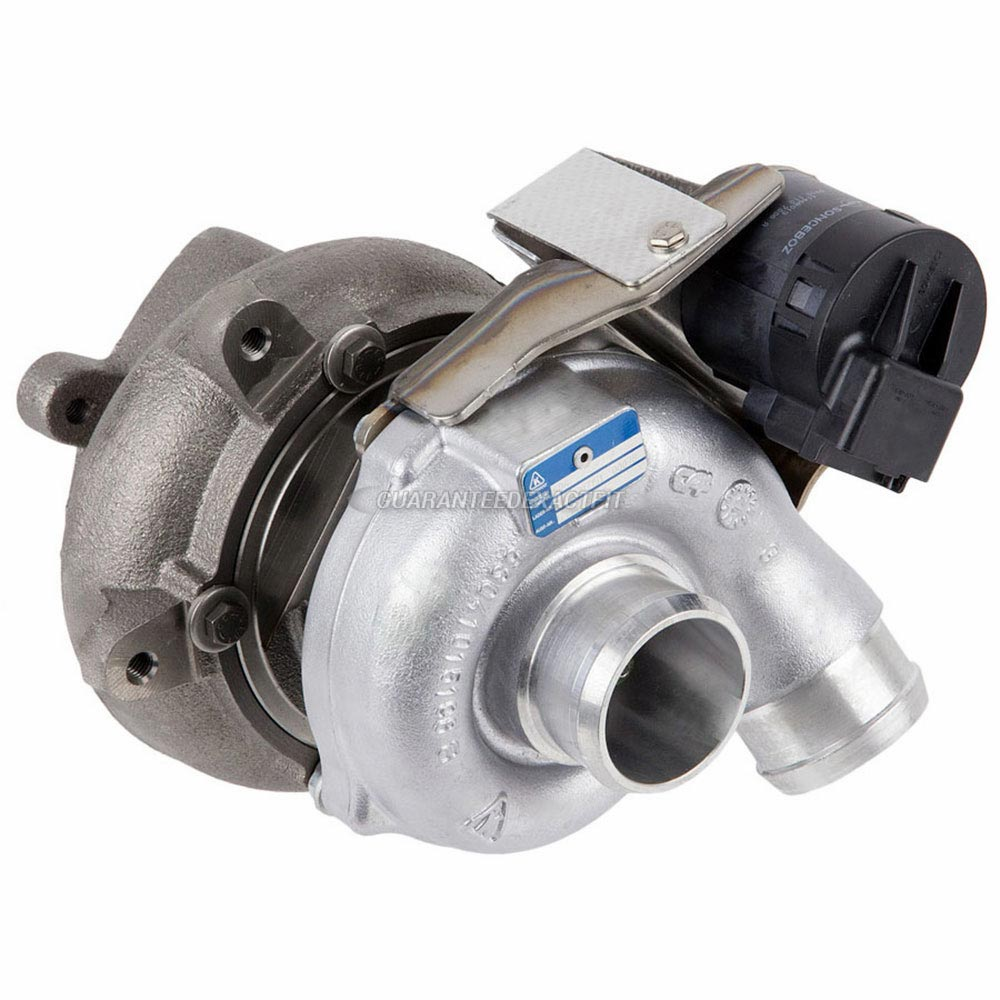 Land_Rover Discovery                      TurbochargerTurbocharger
