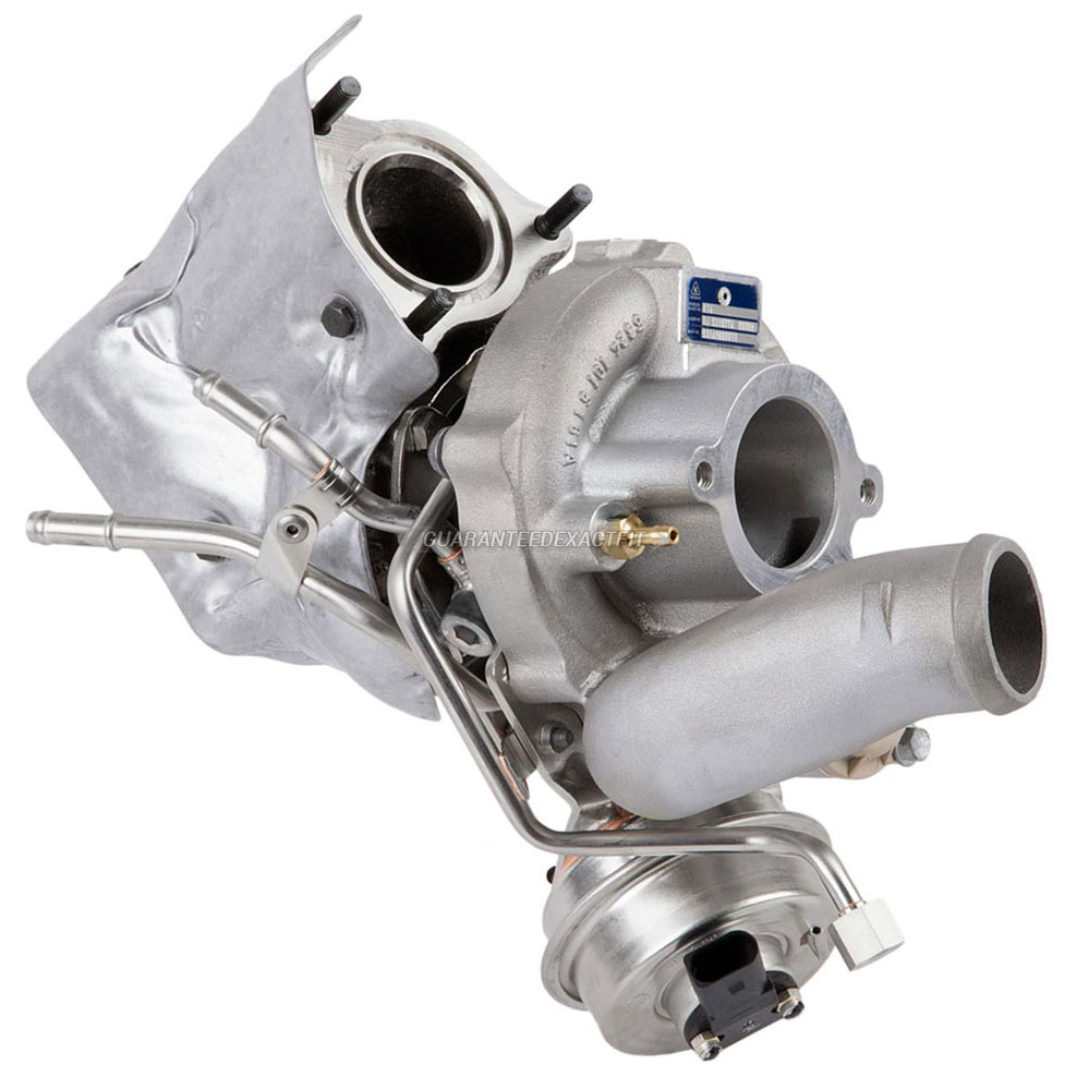 Bentley All Models                     Turbocharger